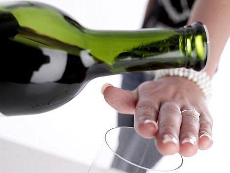 Come Smettere di Bere Vino